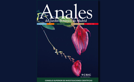 Article of myxomycetes has been just published myxotropic for Anales del jardin botanico