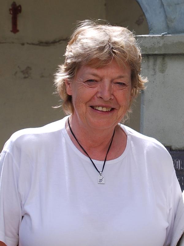 Diana Wrigley de Basanta